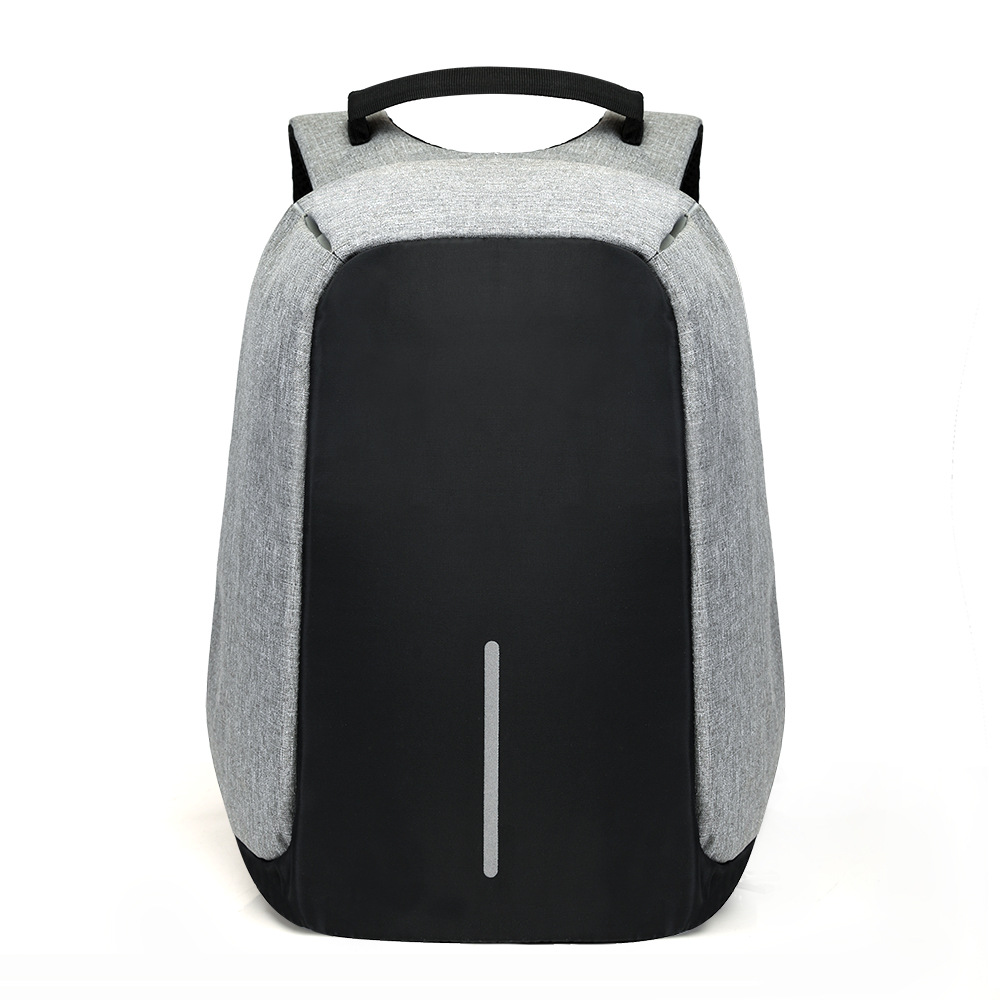 "Men's Anti theft Backpack 15"" - 1"