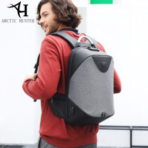 "Anti Theft waterproof Backpack -15.6"" 1"