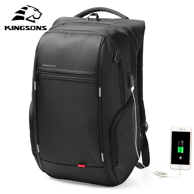 Anti theft Backpack unisex --1