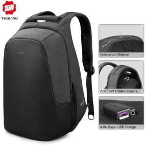 Anti theft backpack - 15.6 - 1