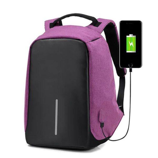 Anti theft Waterproof Backpack 1
