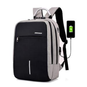 Anti theft Waterproof Backpack1