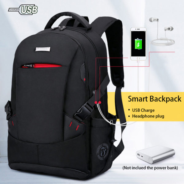 Men's Anti theft Backpack 1