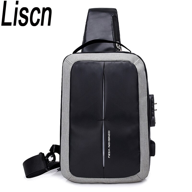 Anti theft Crossbody Backpack 1 -- 1-1