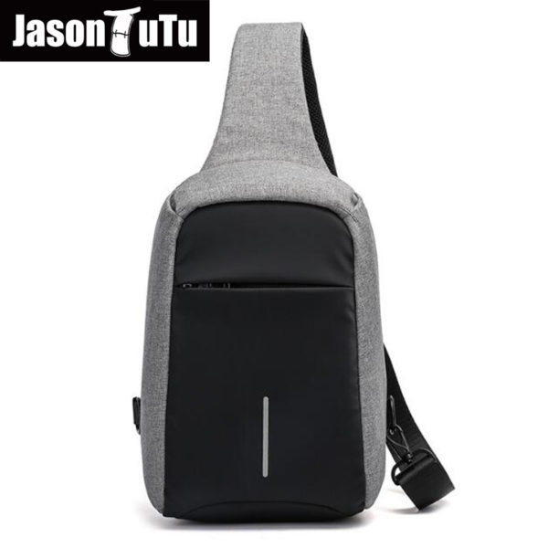 Anti theft Crossbody Backpack - 1.1 - 1
