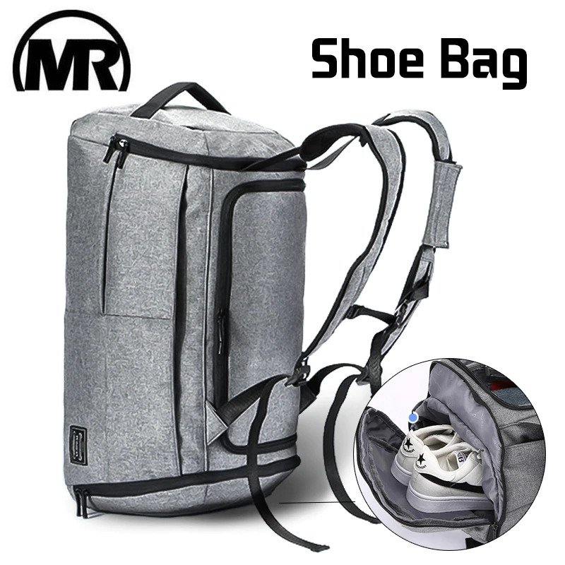Anti theft multifunctional backpack - -1 -- 1