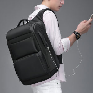 Anti theft Waterproof Backpack - -1 -- 1