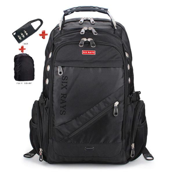 Anti theft Waterproof Backpack-6 --- 1