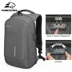 Anti theft Waterproof Backpack8 - -1