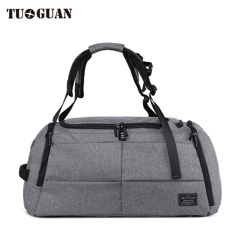 Anti theft Multifunctional Backpack-2