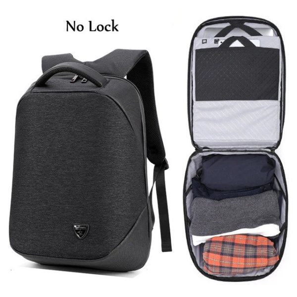 Men's Anti theft Backpack10