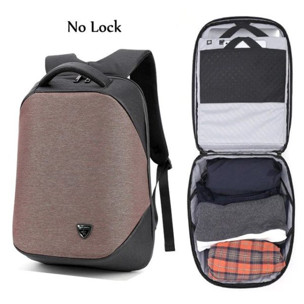 Men's Anti theft Backpack11