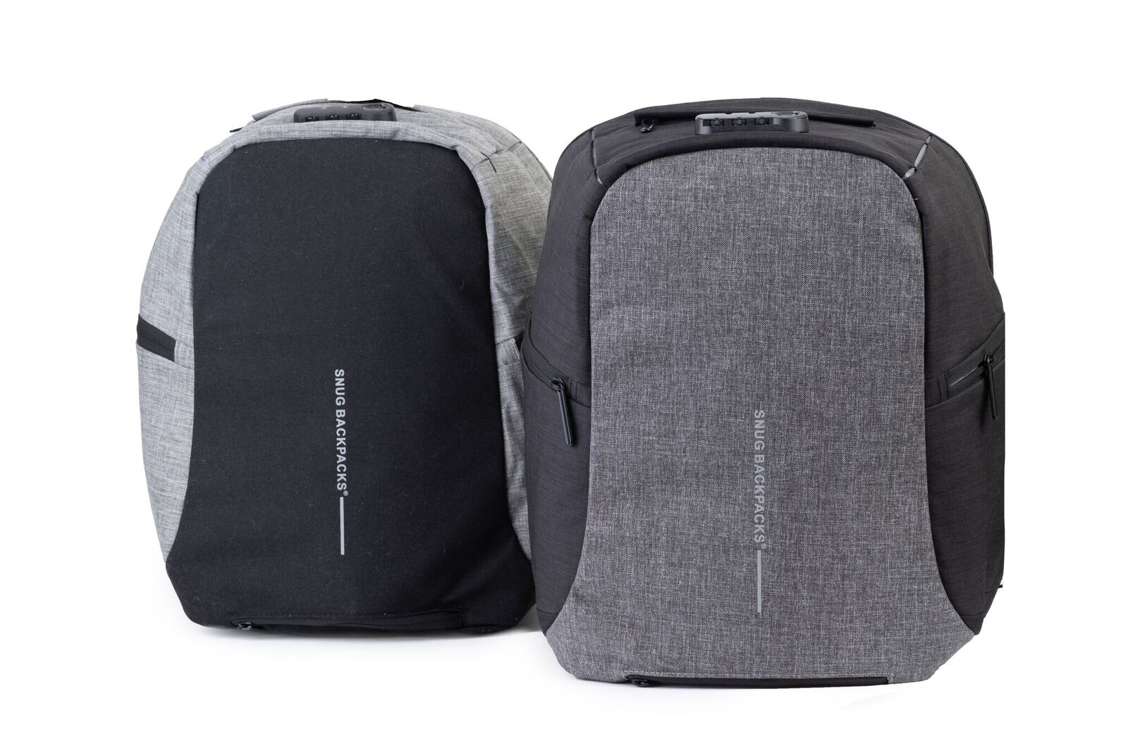 two snug anti theft backpack photo