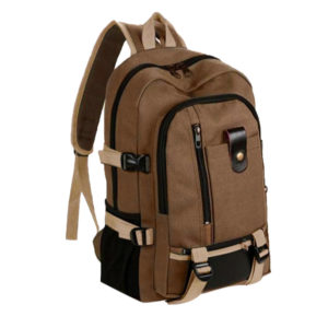 "Anti Theft Backpack Vintage – 15.6"" 2"