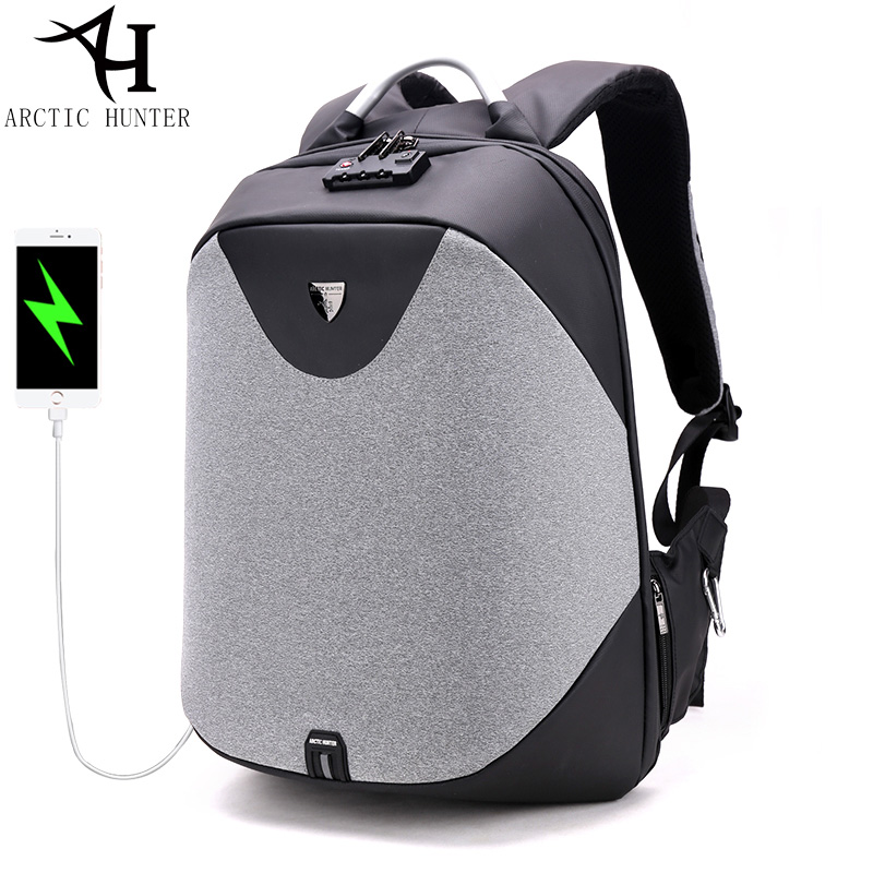 "Anti Theft waterproof Backpack -15.6"" 2"
