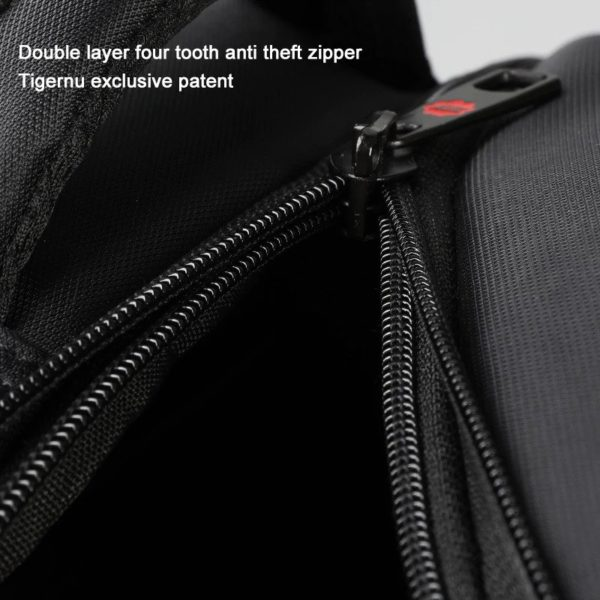 """Anti Theft Backpack -15.6"""" 2"""