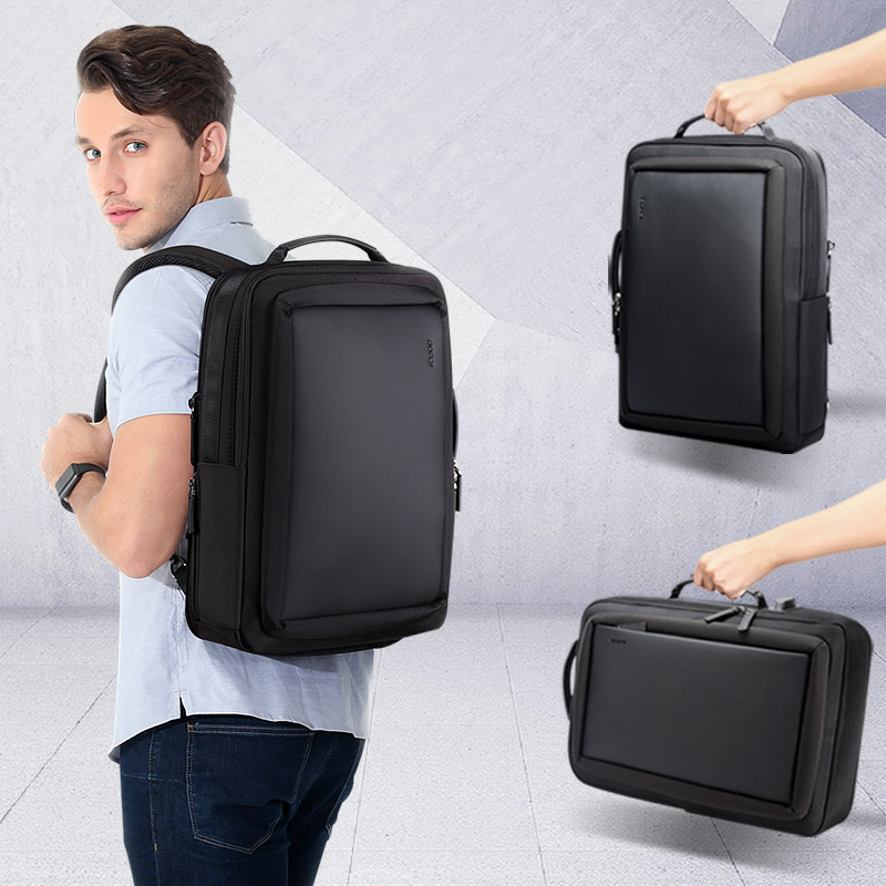 Men anti theft Business Backpack 2