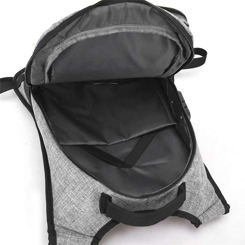 Anti Theft Waterproof Backpack 2