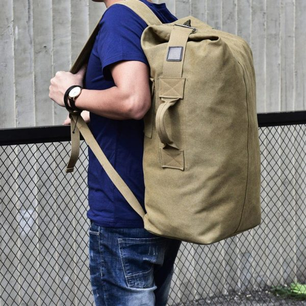 Men's Anti Theft Large Backpack 2