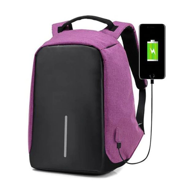 Multifunction, casual Anti-theft Backpack -2