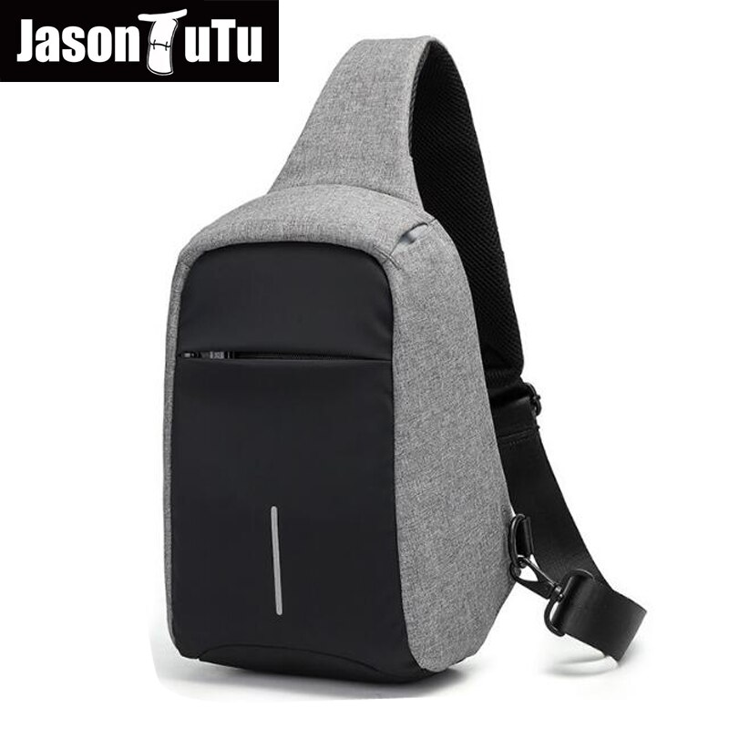 Anti theft Crossbody Backpack - 1.1 - 2