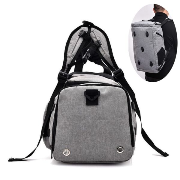 Anti theft Multifunctional Backpack 5 -2