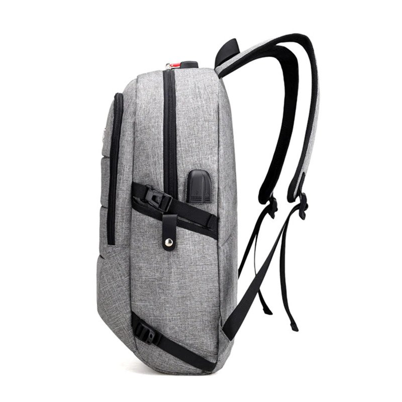 "Men's Anti theft Backpack – 15.6"" 2"