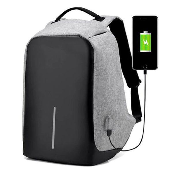 Anti theft Waterproof Backpack 3