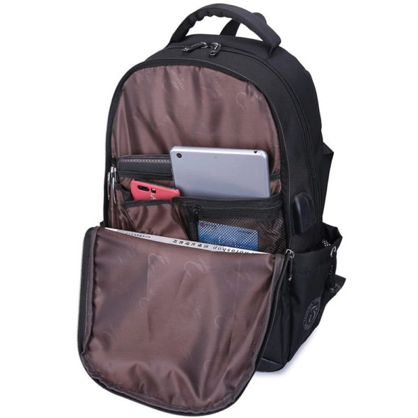 Men's Anti theft Backpack 3