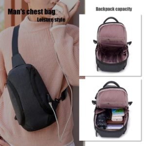 Anti theft cross body backpack4