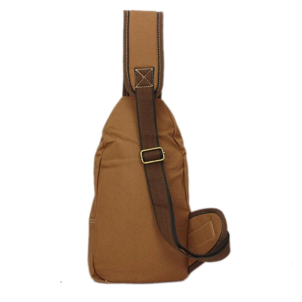 Anti theft Crossbody Backpack - vintage 3