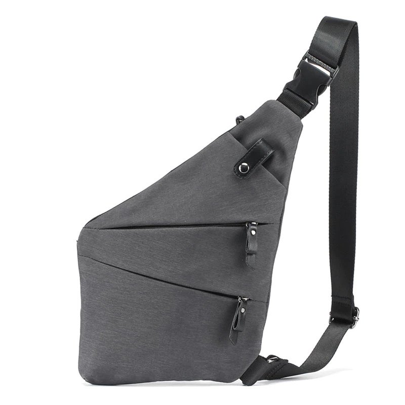 Men's Anti theft Fashion crossbody Backpack3