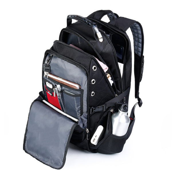 Anti theft Waterproof Backpack-6 --- 3