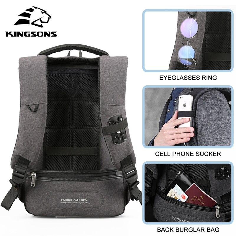 Anti theft Waterproof Backpack8 - -13