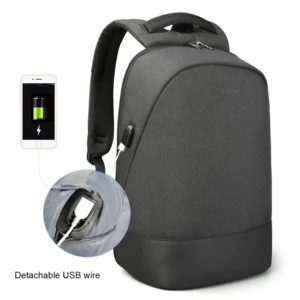 """Anti Theft Backpack – 15.6"""" 4"""