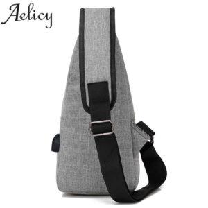 Anti theft sling type Backpack Unisex 4