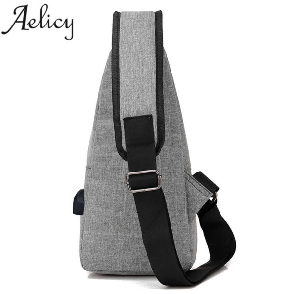 Anti theft sling type Backpack Unisex 4