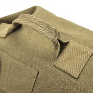Men's Anti Theft Large Backpack khaki