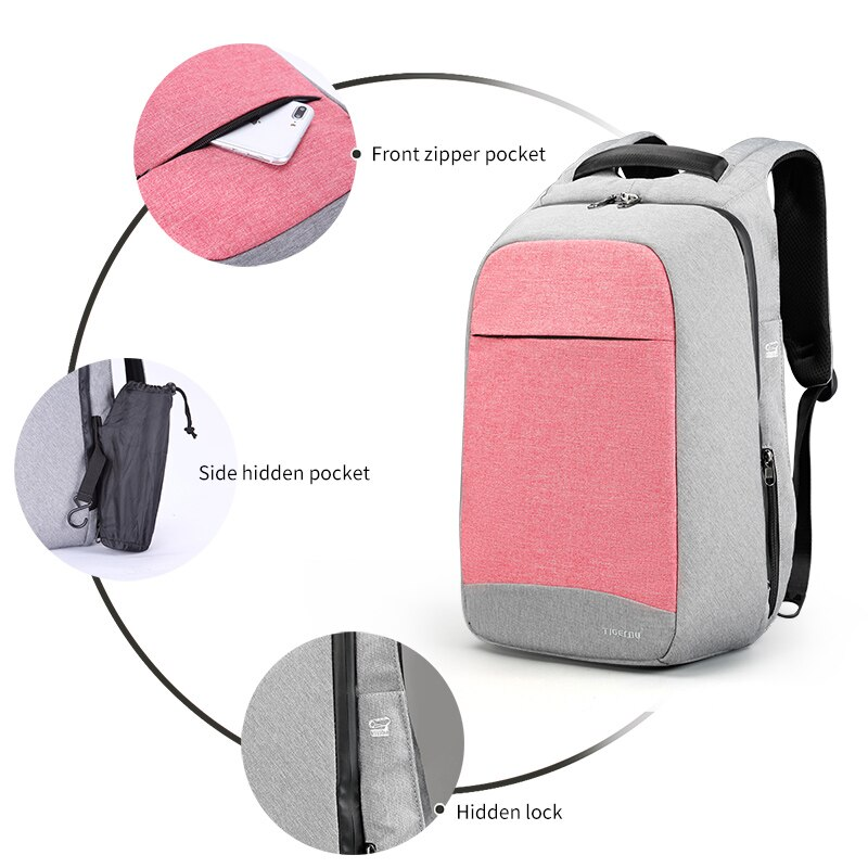 Women's Anti Theft Backpack 4