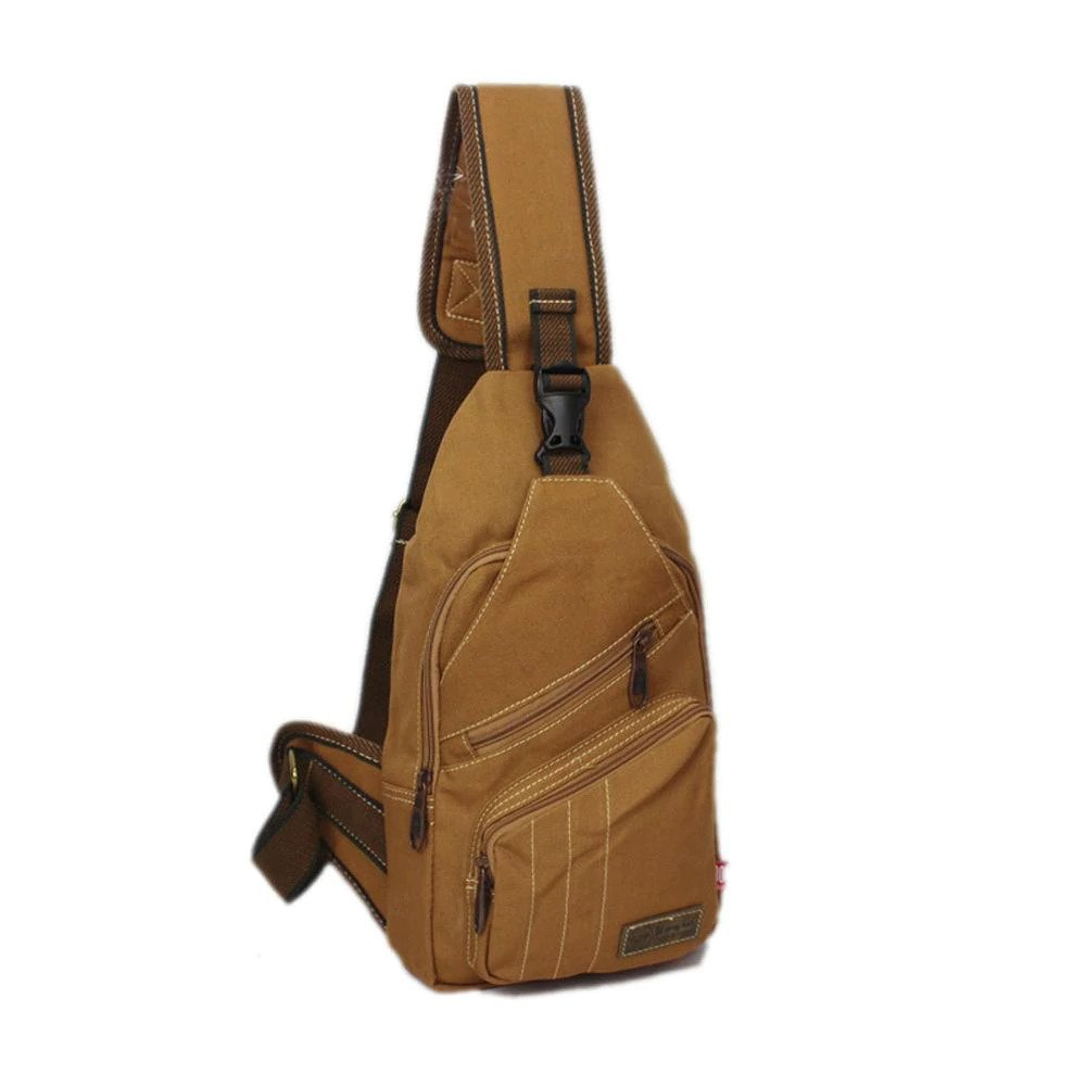 Anti theft Crossbody Backpack - vintage 4