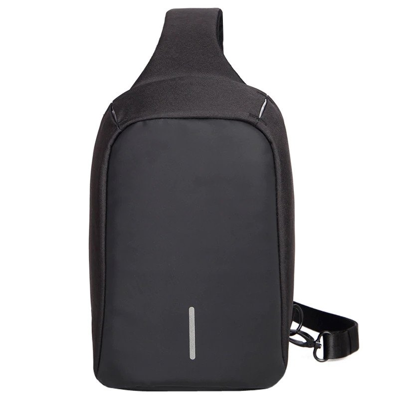 Anti theft Crossbody Backpack - 1 -- 4