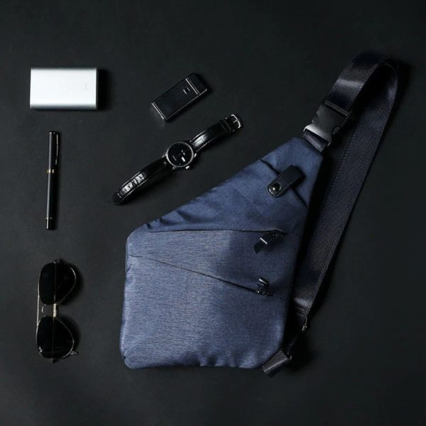 Men's Anti theft Fashion crossbody Backpack4