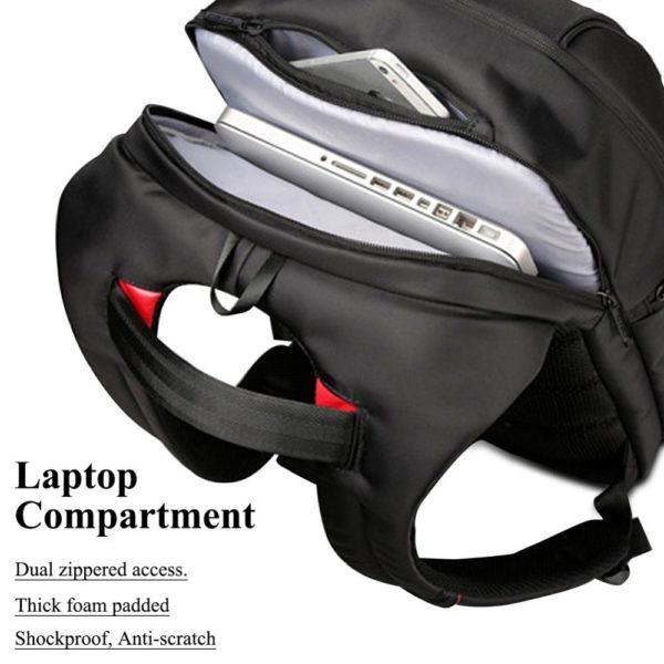 Anti theft Waterproof Backpack-7 -4