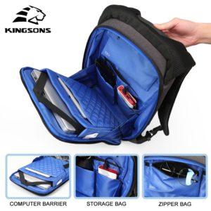 Anti theft Waterproof Backpack8 - -14