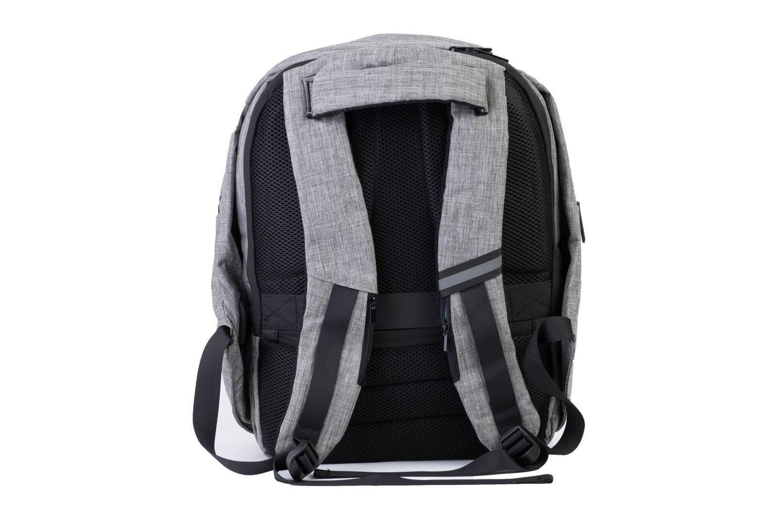 back strap view of snug anti theft backpack photo different color design