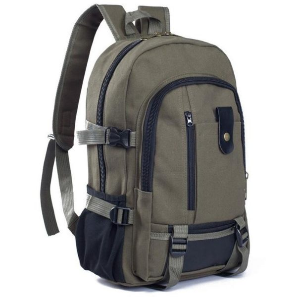 "Anti Theft Backpack Vintage – 15.6"" 5"