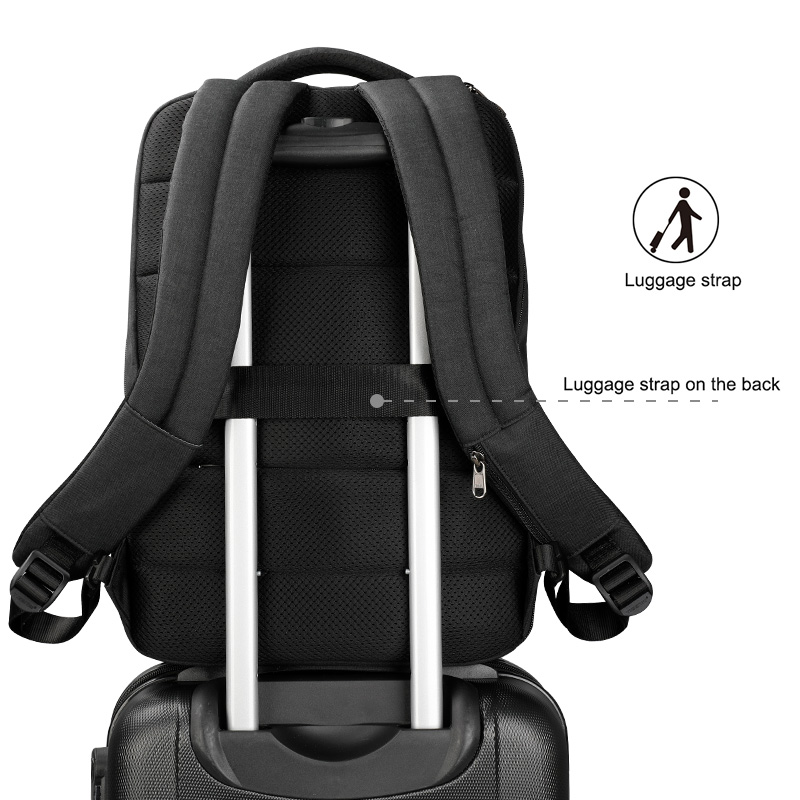 "Anti Theft Backpack – 15.6"" 5"