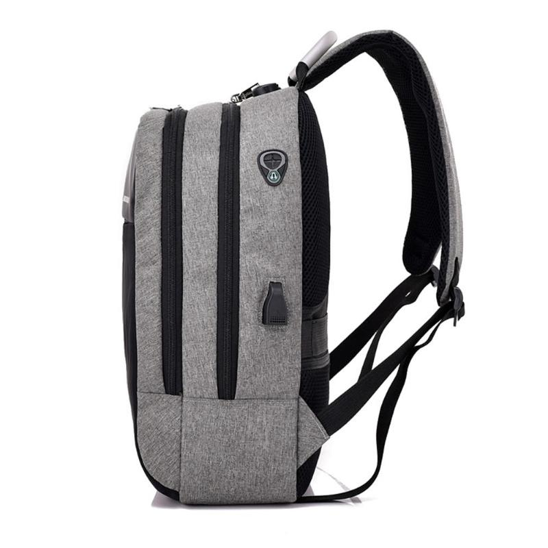 """Anti-theft backpack -15.6"""" 5"""