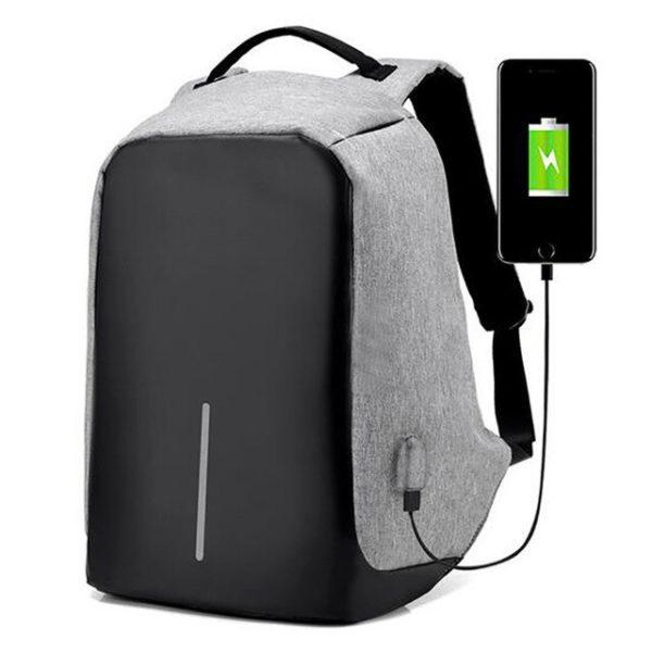 Anti theft Waterproof Backpack 5