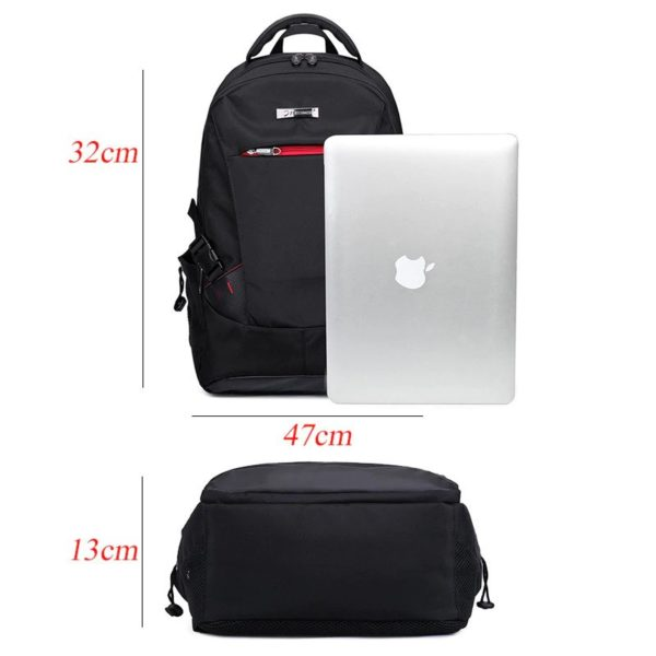 Men's Anti theft Backpack 5